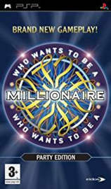 Who Wants To Be A Millionaire - Party Edition (PSP tweedehands game)