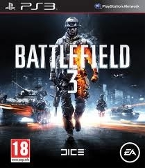 Battlefield 3 zonder boekje (ps3 used game)