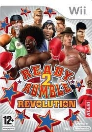 Ready 2 Rumble Revolution (Wii Used Game)