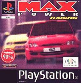 Max Power Racing (PS1 tweedehands game)