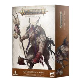Broken Realms Ghorraghan Khai (Warhammer Age of Sigmar nieuw)