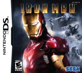Iron Man (Nintendo DS nieuw)