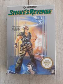 Snake's Revenge (NES tweedehands game)