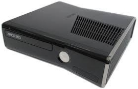 Kale Xbox 360 slim 250 gb  (Xbox 360 tweedehands)