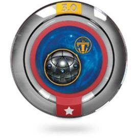 Disney Infinity 3.0 Tomorrow land  Time Bomb  (Disney infinity tweedehands)