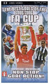 The Best Goals of the 2005/2006 FA Cup (psp tweedehands film)