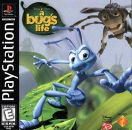 Disney's A bug's Life (PS1 tweedehands game)