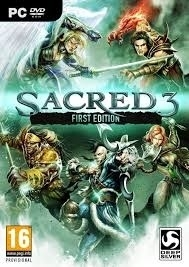 Sacred 3 First edition (PC Nieuw)