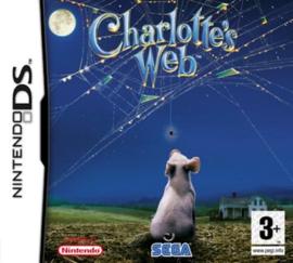 Charlotte`s Web (DS nieuw)