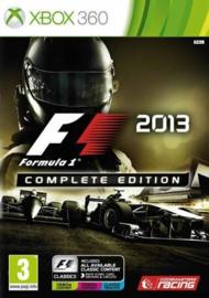 F1 2013 complete edition (xbox 360 nieuw)