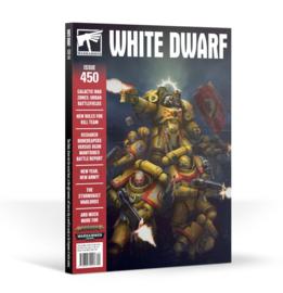 White Dwarf Issue 450 - Januari 2020 (Warhammer nieuw)