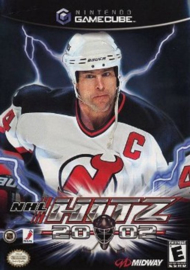 NHL Hitz 2002 (GameCube tweedehands  game)