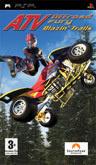 ATV offroad Blazing Trails (psp tweedehands game)