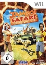 Jambo! Safari zonder boekje (wii used game)
