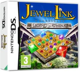 Jewel Link Chronicles Legend of Athena (Nintendo DS nieuw)