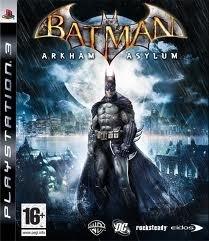 Batman Arkham Asylum (ps3 nieuw)