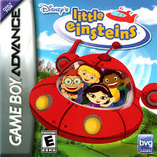 Disney's Little Einsteins (USA Version)(Gameboy Advance tweedehands game)
