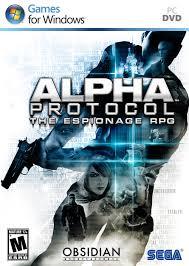 Alpha Protocol (PC nieuw)