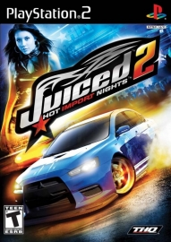 Juiced 2 Hot Import Nights (ps2 used game)