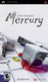 Archer Maclean`s Mercury (psp nieuw)