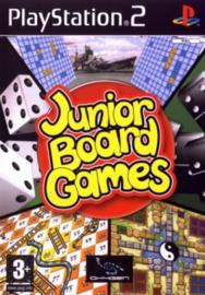 Junior Board Games zonder boekje (ps2 used game)
