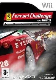 Ferrari Challenge Trofeo Pirelli Deluxe zonder boekje (wii used game)