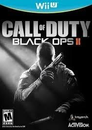 Call of Duty Black Ops II 2 (Nintendo Wii U used game)