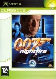 007 James Bond Nightfire Classics zonder boekje (XBOX Used Game)
