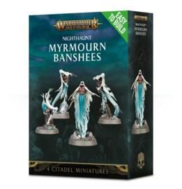Nighthaunt Mymourn Banshees (Warhammer Age of Sigmar nieuw)