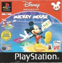 Disney Educatief Mickey Mouse (ps1 tweedehands game)