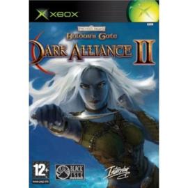 Baldur's Gate dark alliance II zonder boekje (Xbox tweedehands game)
