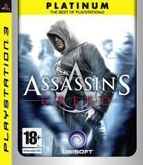 Assassin's Creed Platinum (ps3 used game)