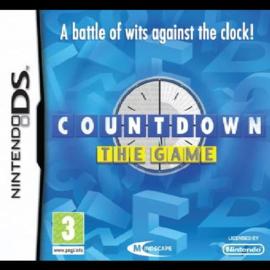 Countdown The Game (Nintendo DS Nieuw)