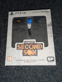 Infamous Second Son Collector's Edition (ps4 tweedehands game)