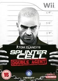 Tom Clancy's Splinter Cell Double Agent (Nintendo Used game)