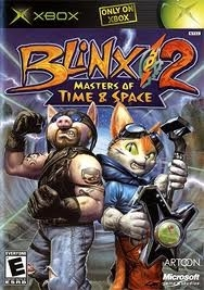 Blinx 2 Masters of Time and Space (xbox tweedehands game)