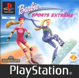 Barbie Super Sports (PS1 tweedehands game)