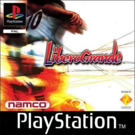 Libero Grande (PS1 tweedehands game)