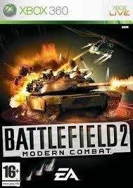 Battlefield 2 Modern Combat (Xbox 360 Used game)