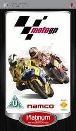 MotoGP platinum (psp tweedehands game)