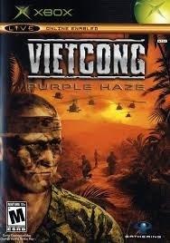 Vietcong Purple Haze  (xbox used game)