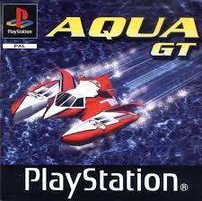 Aqua GT (PS1 tweedehands game)