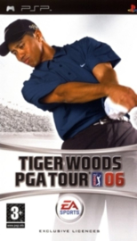 Tiger Woods PGA Tour 06 (psp tweedehands  game)