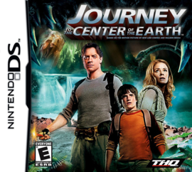 Journey to the Center of the Earth (Nintendo DS nieuw)