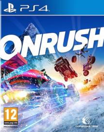 Onrush (ps4 nieuw)