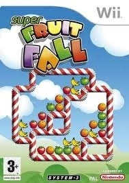 Super Fruitfall (wii used game)