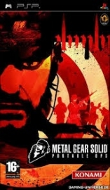 Metal Gear Solid: Portable Ops (psp used game)
