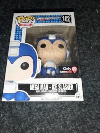 Megaman Ice Slasher (Funko Nieuw)