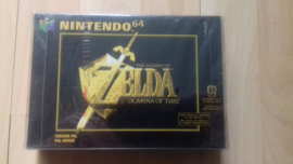 The legend of Zelda Ocarina of Time (Nintendo 64 nieuw)