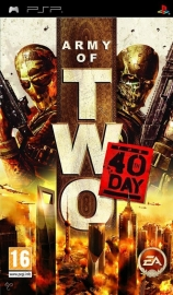 Army of Two 40th Day (psp tweedehands game)